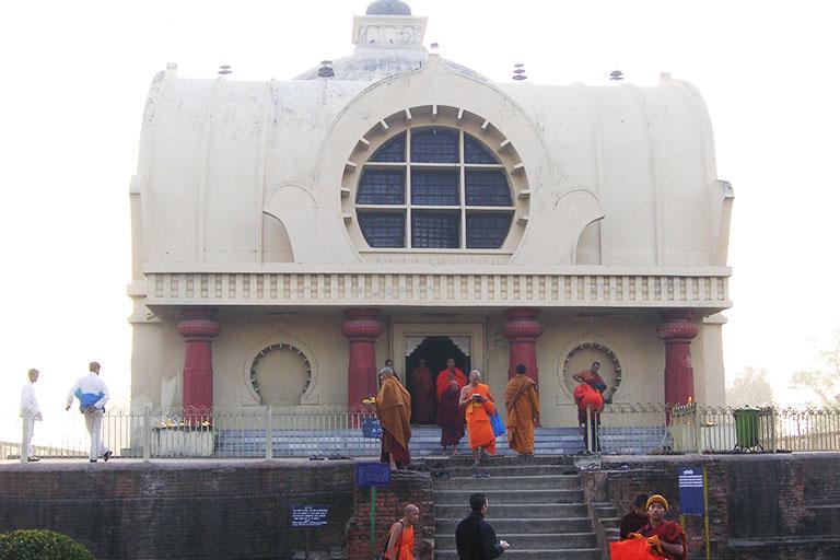 仏教関連の遺跡