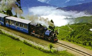 ダージリン登山鉄道(イメージ)