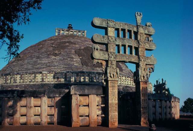 East Torana of the Great Stupa at Sanchi